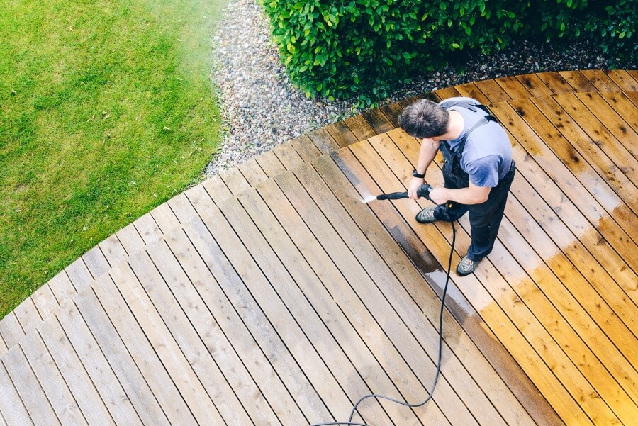 Hot water vs cold water pressure washer