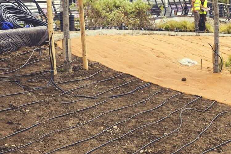 Subsurface irrigation