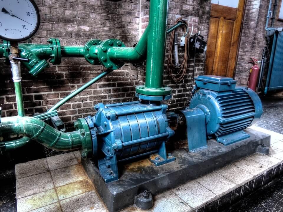 Centrifugal pump explained