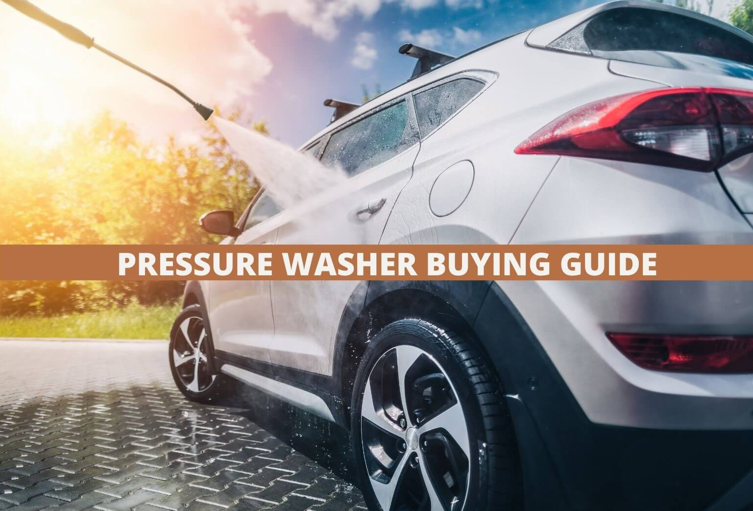 Best Pressure Washers for Cars UK