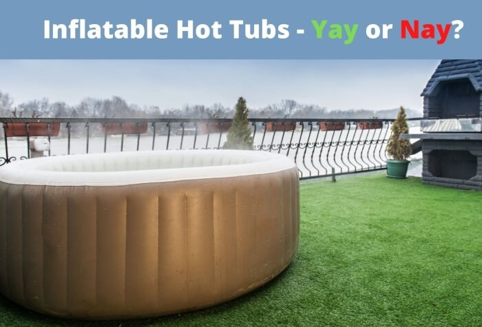 How to buy an inflatable hot tub
