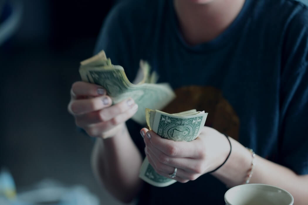 Money to buy hot tub